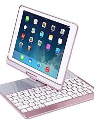 Недорогие -Bluetooth Творческая клавиатура Складной Перезаряжаемый Для iOS IPad Pro 9.7 '' iPad Air iPad Air 2 IPad (2017) Bluetooth