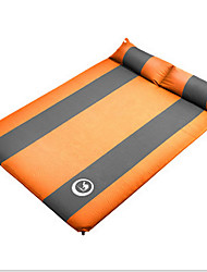 cheap -Shamocamel® Inflated Mat Sleeping Pad Self-Inflating Camping Pad Outdoor Moistureproof / Moisture Permeability Portable Foldable Inflated