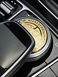 Недорогие -автомобильный Зубчатая ручка Всё для оформления интерьера авто Назначение Mercedes-Benz Все года GLC260 E300L C200L Класс C Класс E