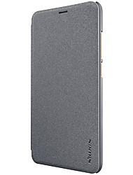 economico -Custodia Per Xiaomi Redmi 5 Redmi Nota 5A Con chiusura magnetica Effetto ghiaccio Per retro Tinta unica Resistente pelle sintetica per