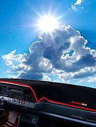 abordables -Automobile Matrice de tableau de bord Tapis Intérieur de Voiture Pour Volkswagen 2012 2008 2009 2010 2011 Nouvelle Santana