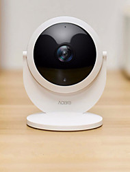 cheap -Xiaomi Mijia Aqara Smart 1080P 2.0 MP Indoor with Prime 128(Day Night Motion Detection Remote Access) IP Camera