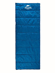 abordables -Naturehike Sac de couchage De plein air Simple 5 °C Rectangulaire Coton creux Portable Garder au chaud Ultra léger (UL) pour Camping Voyage Extérieur Camping & Randonnée Loisirs d'Extérieur