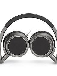 abordables -EDIFIER H690 Bandeau Câblé Ecouteurs Dynamique Plastique Pro Audio Écouteur Pliable / LA CHAÎNE HI-FI / Avec Microphone Casque