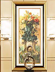 economico -Decorazioni da parete,Legno Materiale con cornice For Decorazioni per la casa Cornice Interno