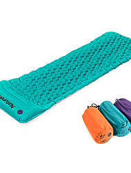 cheap -Naturehike Inflated Mat Sleeping Pad Moistureproof/Moisture Permeability Waterproof Portable Ultra Light (UL) Foldable Inflated