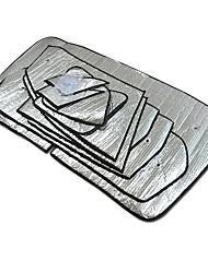 Недорогие -автомобильные солнцезащитные шторы&козырьки для козырьков для субару 2015 2016 2017 обрезной алюминий часть оборудования