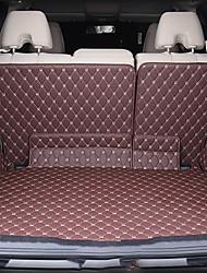 abordables -Automotor Trunk Mat Esterillas de interior para coche Para Honda Todos los Años CRV