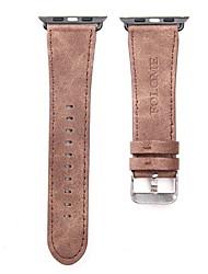 economico -cinturino per apple watch serie 3/2/1 apple cinturino da polso classico fibbia in vera pelle