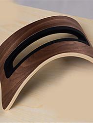 cheap -Desk Tablet mount stand holder Universal Slip Resistant Wooden Holder