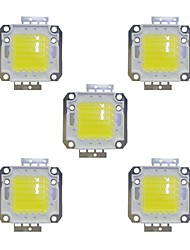 cheap -5pcs 3800 LED Chip Brass Bulb Accessory 50W