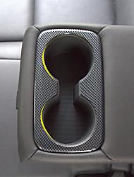 economico -coperchi del vano portabicchieri automobilistici (posteriore) interni auto fai da te per hyundai 2015 2016 nuovo tucson metal