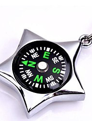 cheap -Compasses Outdoor Compasses Compass Outdoor Exercise Camping / Hiking / Caving Camping & Hiking Metallic cm 1 pcs