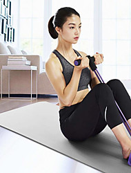 abordables -Bandes d'exercice/Elasiband Yoga Exercice & Fitness Gymnastique Ajustable Poids d'Entrainement Autres Caoutchouc