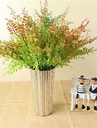 Недорогие -1 Филиал Пластик Другое Pастений Букеты на стол Искусственные Цветы