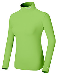 cheap -Women's Golf Zip Top Fast Dry Windproof Wearable Breathability Golf Outdoor Exercise