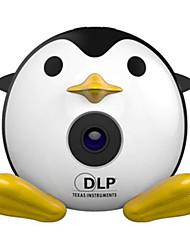 cheap -Q1 DLP Mini Projector nHD (640x360)ProjectorsLED 40