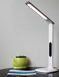 economico -Semplice Pretezione per occhi Lampada da scrivania Per Sala studio/Ufficio 220V Bianco