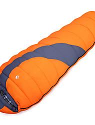 Hasky Vreća za spavanje Mumija 0℃°C Vodootporno 220X80 Kampiranje Hasky Za jednu osobu