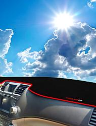 abordables -Automobile Matrice de tableau de bord Tapis Intérieur de Voiture Pour Toyota 2009 2010 2011 2012 2013 2014 Highlander
