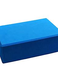 Недорогие -Блок для йоги 1 pcs 22.5*14.5*7.5 cm Высокая плотность, Водонепроницаемый, Легкость, Защита от запаха Этиленвинилацетат Для поддержки и усложнения упражнений, Для развития баланса и гибкости Для