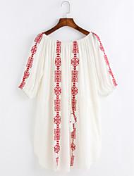 Недорогие -женская без бретелек - сплошной цвет, юбка печати