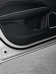 abordables -Automotor Estera protectora de la puerta Esterillas de interior para coche Para Jeep 2017 Compass