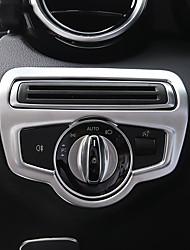 preiswerte -Kfz-Scheinwerfer-Taste deckt DIY Autoinnenraum für mercedes-benz alle Jahre glc c-Klasse 200 glc260 Plastik ab