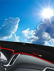 Недорогие -автомобильный Маска для приборной панели Коврики на приборную панель Назначение Chevrolet Все года Equinox