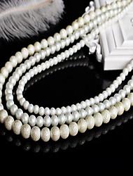 cheap -DIY Jewelry 30 pcs Beads Imitation Pearl White Round Bead 1.2 cm DIY Necklace Bracelet