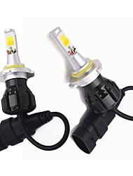 cheap -2pcs Light Bulbs 35W High Performance LED 4 Fog Light For universal All Models All years