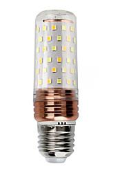 Недорогие -1шт 16W 1100lm E26 / E27 LED лампы типа Корн T 84 Светодиодные бусины SMD 5730 Декоративная Тёплый белый Холодный белый 220-240V