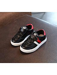 abordables -Garçon Chaussures Polyuréthane Printemps / Automne Confort Basket pour Rouge / Vert / Bleu