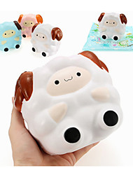 cheap -Squishy Jumbo Sheep 13cm Slow Rising With Packaging Collection Gift Decor Soft Squeeze Toy