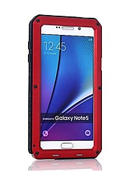cheap -Case For Samsung Galaxy Note 8 Note 5 Shockproof Full Body Cases Armor Hard Metal for Note 8 Note 5 Note 4 Note 3