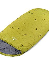Недорогие -Спальный мешок Прямоугольный 5°C Сохраняет тепло Компактность 230X100 Походы Односпальный комплект (Ш 150 x Д 200 см)