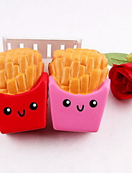 cheap -SanQi Elan Squishy French Fries Chips Slow Rising With Packaging Collection Gift Decor Toy