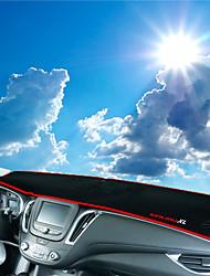 Недорогие -автомобильный Маска для приборной панели Коврики на приборную панель Назначение Chevrolet 2016 Malibu XL