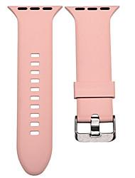economico -cinturino per apple watch serie 3/2/1 mela cinturino da polso moderno fibbia in silicone