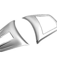 baratos -Automotivo Quadro da decoração do volante Gadgets de Interior Personalizáveis para Carros Para BMW 2017 X1