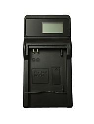 abordables -ismartdigi bp70a lcd usb appareil photo chargeur de batterie pour samsung 70a slb-70a bp-70a slb-85a es65 es70 st60 pl120 pl170 st100