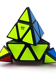 cheap -Rubik's Cube A Pyramid Alien 3*3*3 Smooth Speed Cube Magic Cube Puzzle Cube Glossy Office Desk Toys Stress and Anxiety Relief Soft Plastic