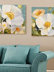 preiswerte -Leinwanddruck Modern, Zwei Panele Segeltuch Quadratisch Druck Wand Dekoration Haus Dekoration