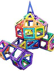baratos -Blocos Magnéticos / Blocos de Construir 238pcs Transformável Para Meninos Dom