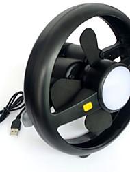 Недорогие -Походные светильники и лампы Светодиодная лампа - 100 lm Автоматический Режим освещения Плотное облегание, Простой Черный