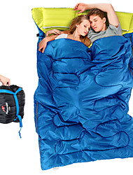 cheap -Naturehike Sleeping Bag Double Wide Bag +5°C~+15°C°C Keep Warm Moistureproof/Moisture Permeability Windproof Dust Proof Ultra Light(UL)