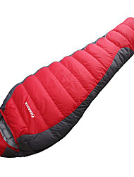 cheap -Sleeping Bag Outdoor -15-20°C Mummy Bag Duck Down Moistureproof Portable Quick Dry Windproof Breathability for Traveling Spring Fall