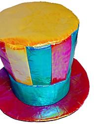 Недорогие -Клоун Шапки Желтый Плюш Косплэй аксессуары Хэллоуин / Карнавал Костюмы на Хэллоуин