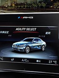 abordables -Protector de pantalla del tablero de instrumentos automotriz diy car interiors para mercedes-benz todos los años glc 300 200 glc260