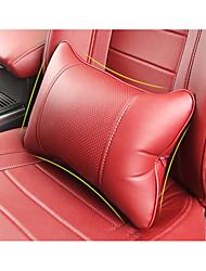 economico -Cuscini lombari per auto Cuscini della vita Marrone Nero Rosso Lavoro for Maserati Tutti i modelli
